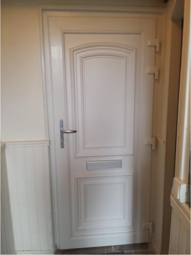 Direct fabricant fen tres pvc alu stores portails - Boite aux lettres sur porte d entree ...