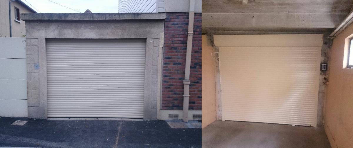 Direct fabricant fen tres pvc alu stores porte de garage ambiance fenetres stores 76 - Pose porte de garage enroulable ...