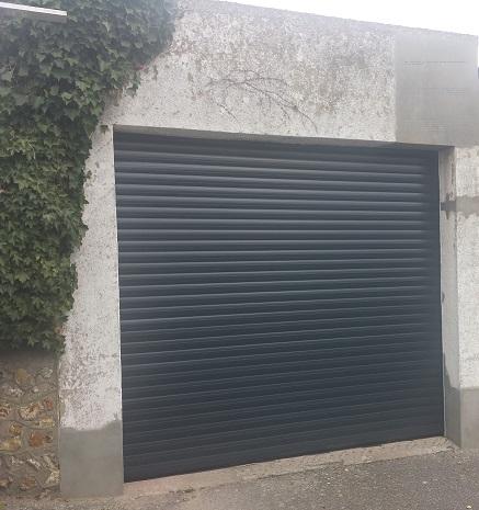 Porte de garage rouen 1