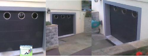 Direct fabricant fen tres pvc alu stores porte de for Portail garage enroulement