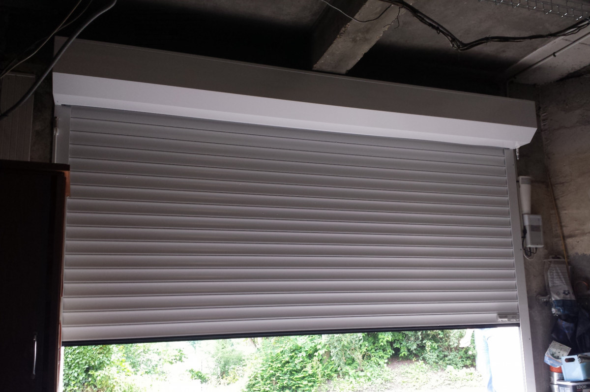 Direct fabricant fen tres pvc alu stores porte de for Porte garage enroulable